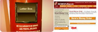 ICICI Bank Smart Money Order - India Post