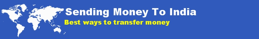 Sending Money To India header image